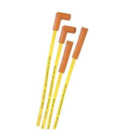 Cables para bujías ACCEL universales Super Stock