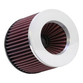 Filtro conico de alto flujo K&N 3 pulgadas de diametro