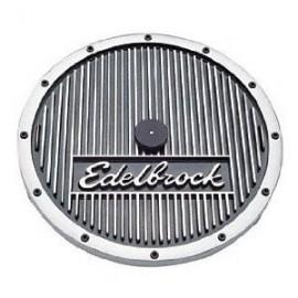 Filtro Edelbrock Redondo Aluminio