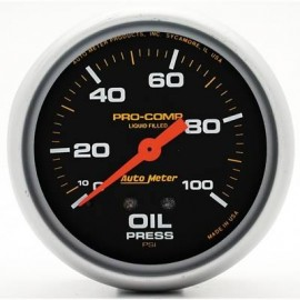 Autometer Medidor de Aceite Pro Comp