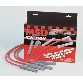 Cables de Bujias MSD
