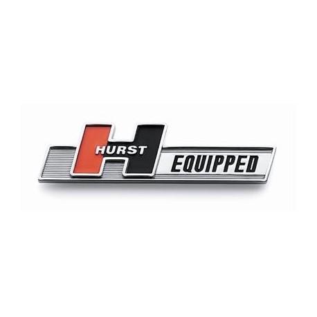 Emblema Hurst Equipped